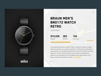 Daily UI-Day32-Crowdfunding Campaign
