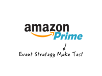 Amazon Event Strategy Make Test: Primeday