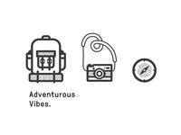Adventurous vibes