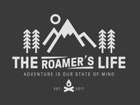 The Roamer's Life logo