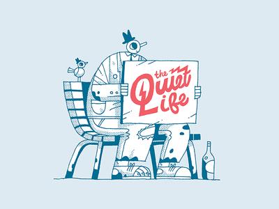 The Quiet Life - Simple Life