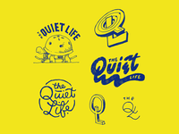 The Quiet Life - Miscellaneous Sketches
