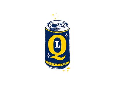 The Quiet Life - The Quiet Lager