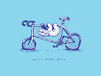 Weekend Bike Club - Chill Rides Only