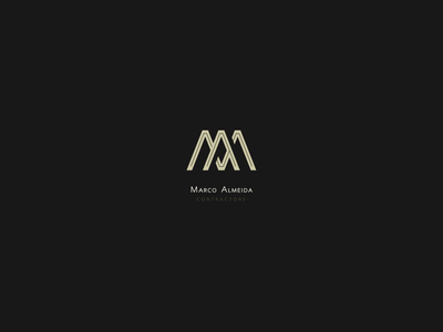 MA Contractors logo branding