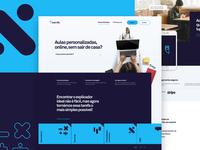 Learn Homepage