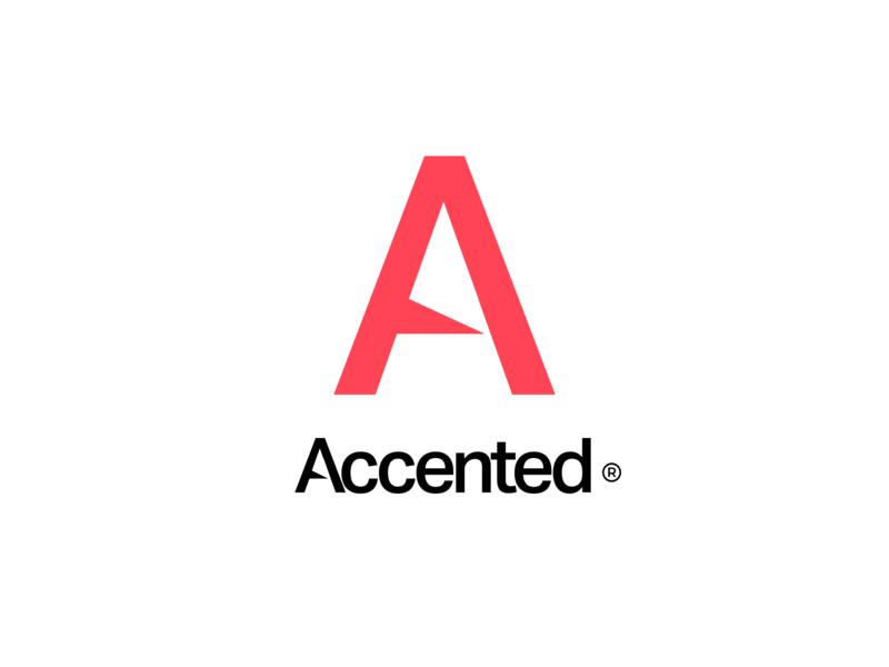 Accented Branding logo branding