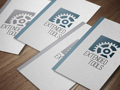Exended tools Shot Logo logo branding brand logotype type sign thin font