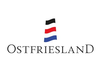 East Frisia: Logo Concept logo east frisia ostfriesland germany concept