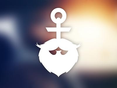 Putzbüdel Beard Oil - Logo sailor logo anchor beard beard oil