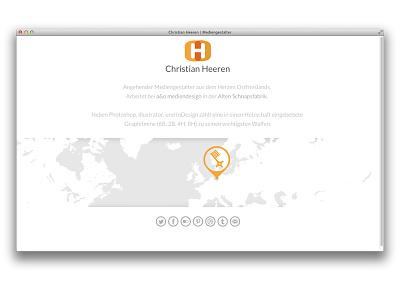 Relaunch website bremen
