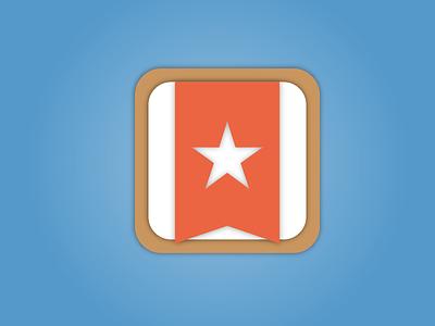 Simple Wunderlist Icon wunderlist vector simple ios illustrator icon