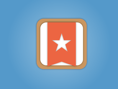 Simple Wunderlist Icon wunderlist vector simple ios illustrator icon