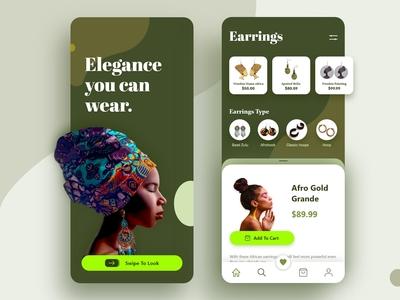 Women accessories mobile app