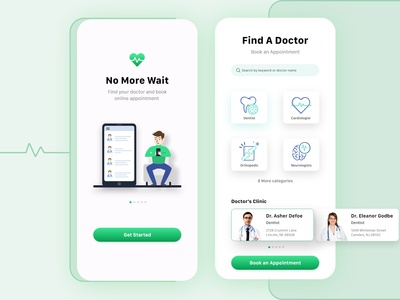 Find a Doctor Mobile app