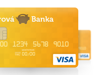 Website credit card illustration
