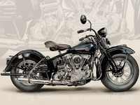 47 Harley Knucklhead Wallpaper Tease