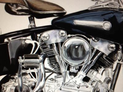 Harley progress