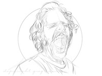 James Scream Sketch