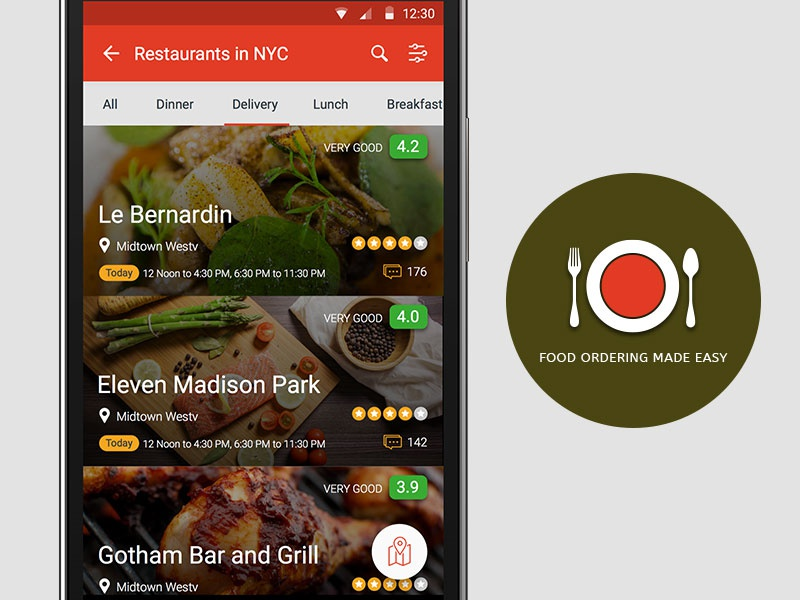Online Food Ordering By Sanjay Shah