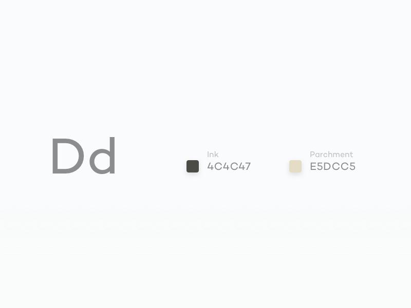 #Typehue Week 4: D design challenge duotone letter type typography challenge typehue