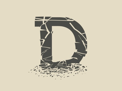 D by Lighthouse London via dribbble