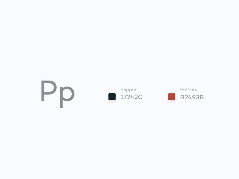 #Typehue Week 16: P challenge colour type weekly p 16 typehue