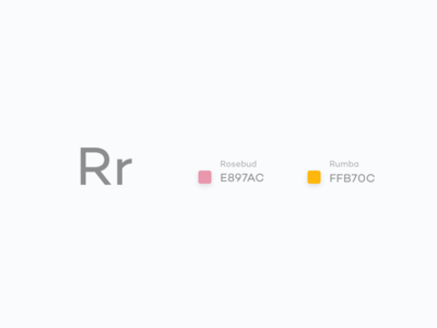 #Typehue Week 18: R 18 challenge colour r type typehue weekly