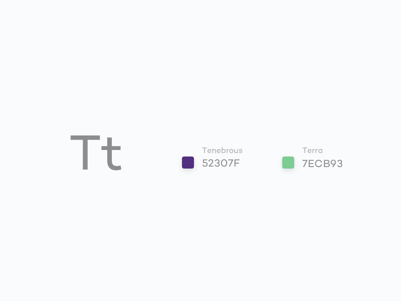 #Typehue Week 20: T 20 challenge colour t type typehue weekly