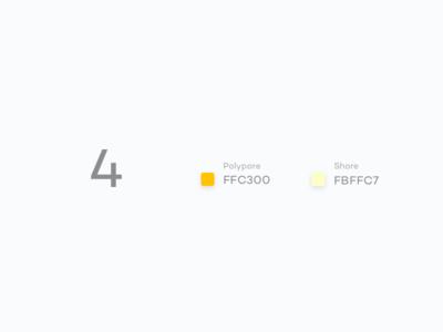 #Typehue Week 31: 4 orange numbers challenge creative lettering typography design colour 4 type typehue weekly