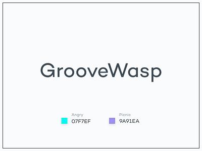 #Typehue Brandom Week 2: GrooveWasp groovewasp brandom typehue