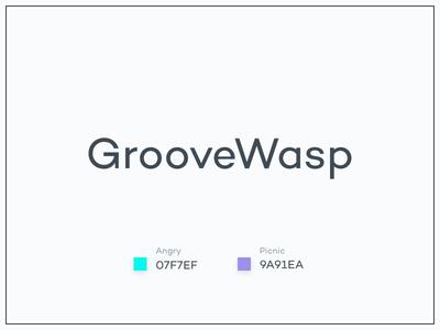 #Typehue Brandom Week 2: GrooveWasp
