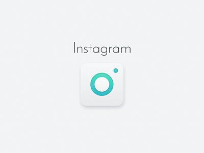 Insta's trend gradient inspire logo instagram