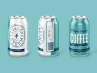Big Storm Coffee Co.   Nitro Brew Concept