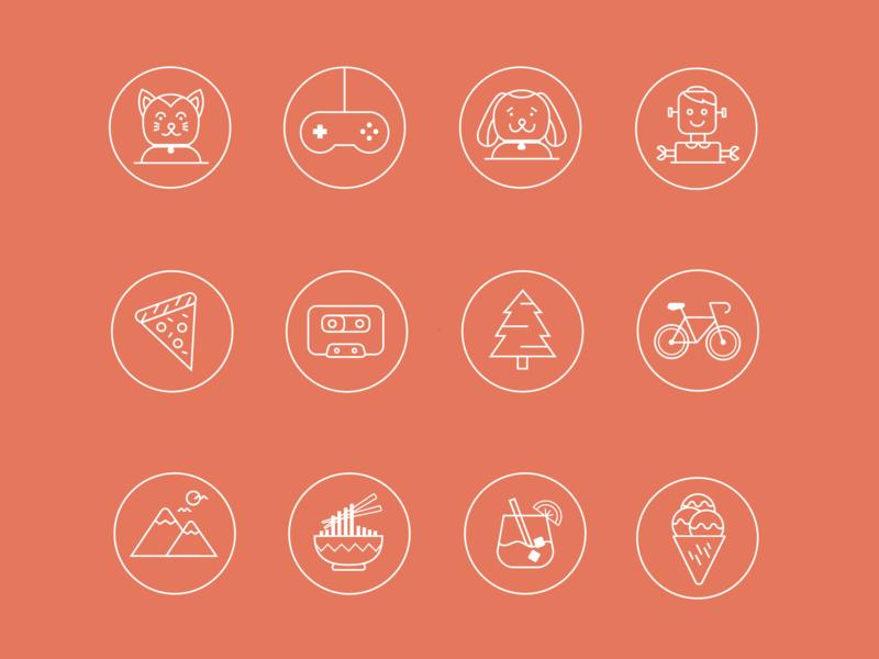 Meet the Staff avatar icon design avatar icons flat logo design icon