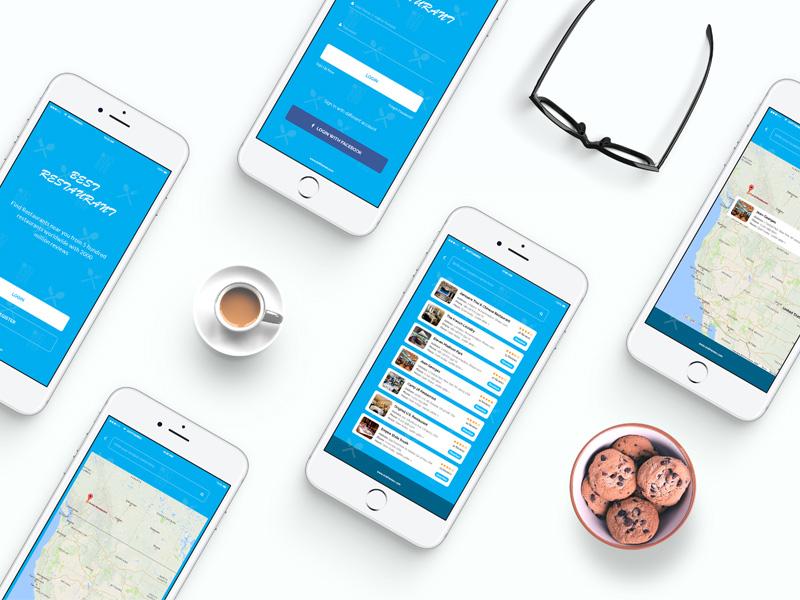 Best Restaurant Finder Near me Apps (Freebee)