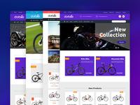 DotBike – Bicycle E-Commerce Template