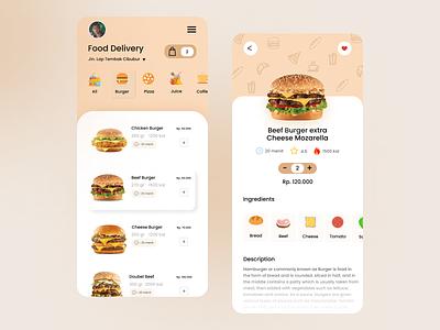 Mobile Food food app food mobile app design mobile design mobile app mobile ui mobile
