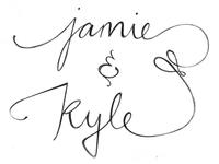 jamie & kyle sketch