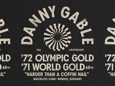Danny Gable gable olympic wrestling iowa wrestling dan gable
