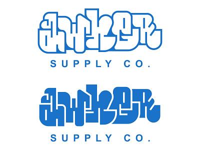Custom lettering graff letterform lettering grafiti awner