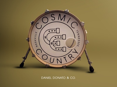 Daniel Donato x Cosmic Country horseshoe cosmic country daniel donato