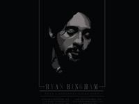 Ryan Bingham Tour Poster