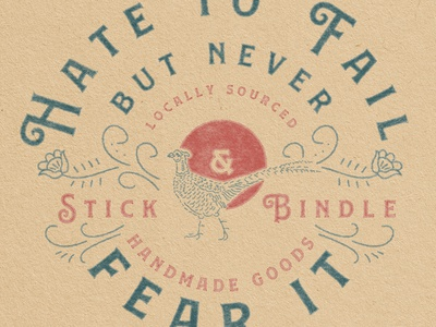 Stick & Bindle Pheasant