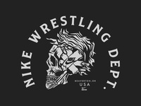 Nike Wrestling Dept.