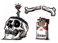 Skull n' Cigs
