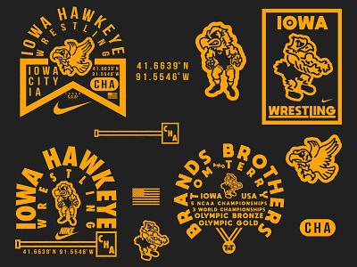 Hawkeyes wrestling hawkeyes iowa