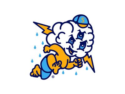 Gloomy Mascot