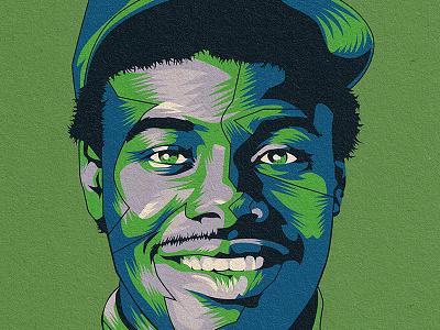 "Fig. 1 "" The Kid"" mariners seattle baseball portrait ken griffey"