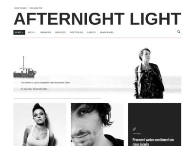 Afternight - Light version